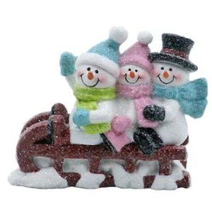 Ashland Christmas Tiny Treasures snowmans